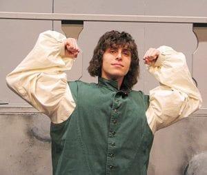 Gaston: Jeremy Woehrle