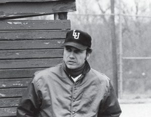 Reed has logged 106 seasons at Liberty Union, many of them as the baseball coach. Reed played four years of baseball himself at Ohio State University. Courtesy Photos.