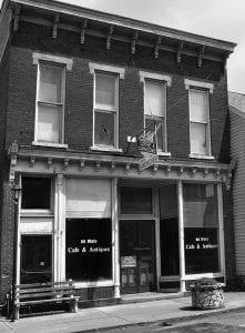 A Main Street landmark will soon be gone. Courtesy photo.