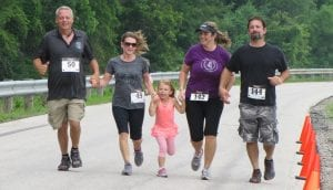 Friends of Buckeye Lake Library attract more than 180 individuals to participate in 5K Run-Walk.