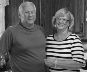 Nelson and Jeri-Lynn Trimmer are looking forward to seeing their old friends perform at the Sweet Corn Festival.